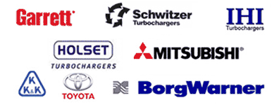 We service all brands of turbo chargers