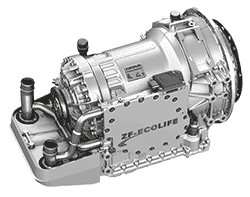 ZF Ecolife transmission