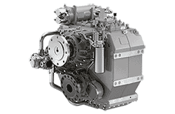 ZF launch transmission repair